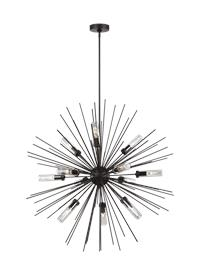Large Outdoor Chandelier
