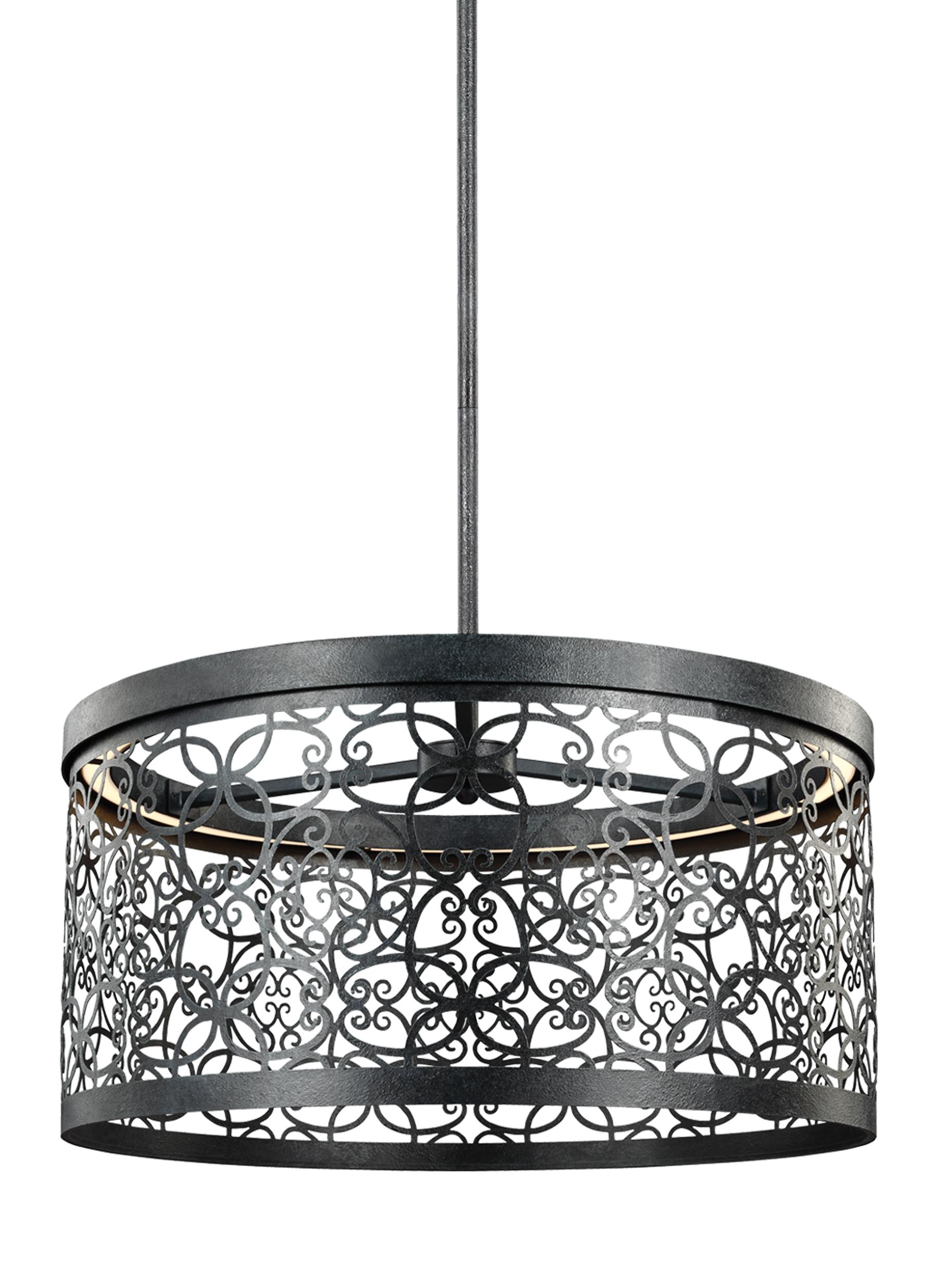 19 Inch Outdoor Led Pendant