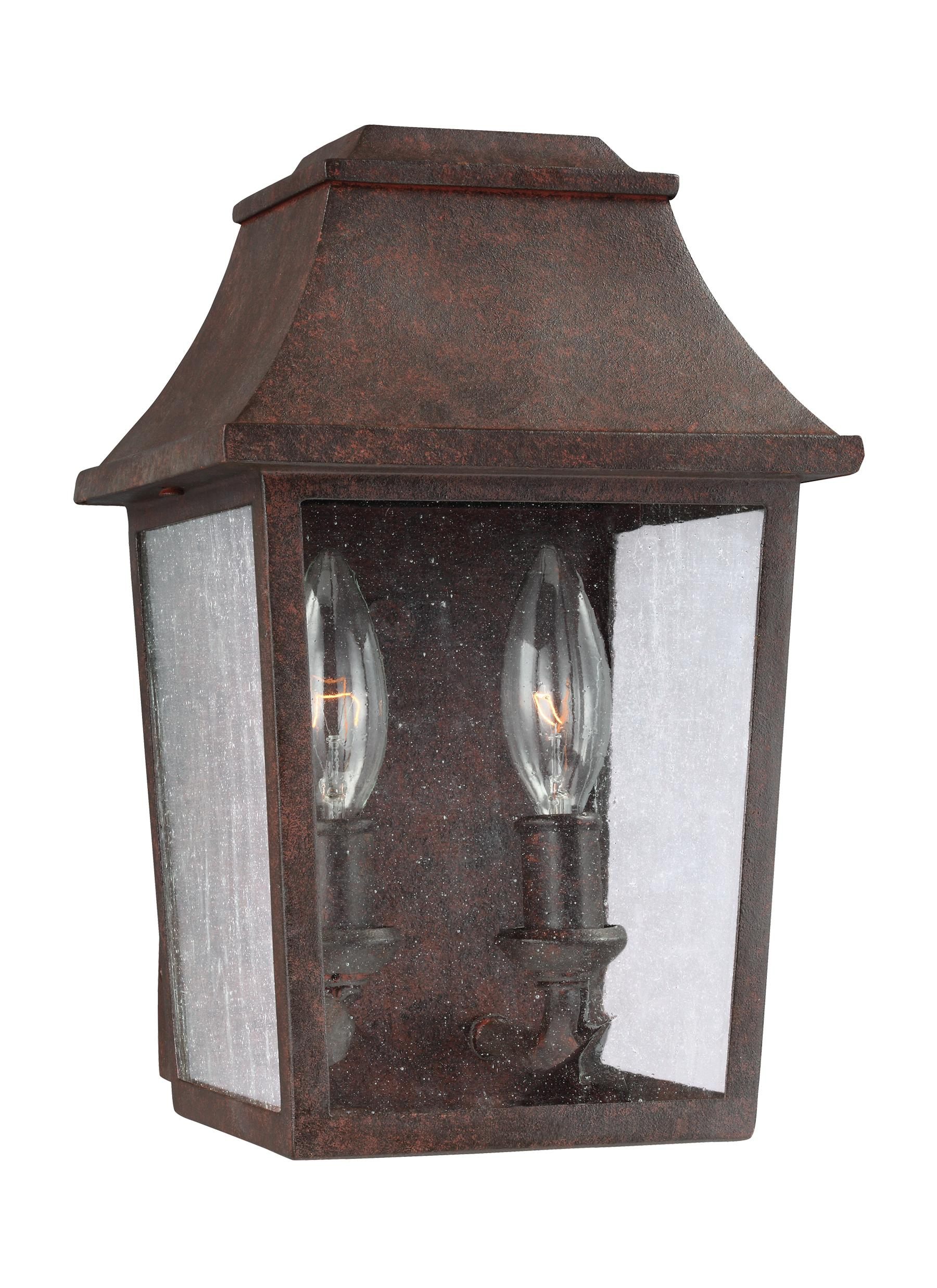 2 Light Outdoor Wall Lantern Discontinued Loading Zoom