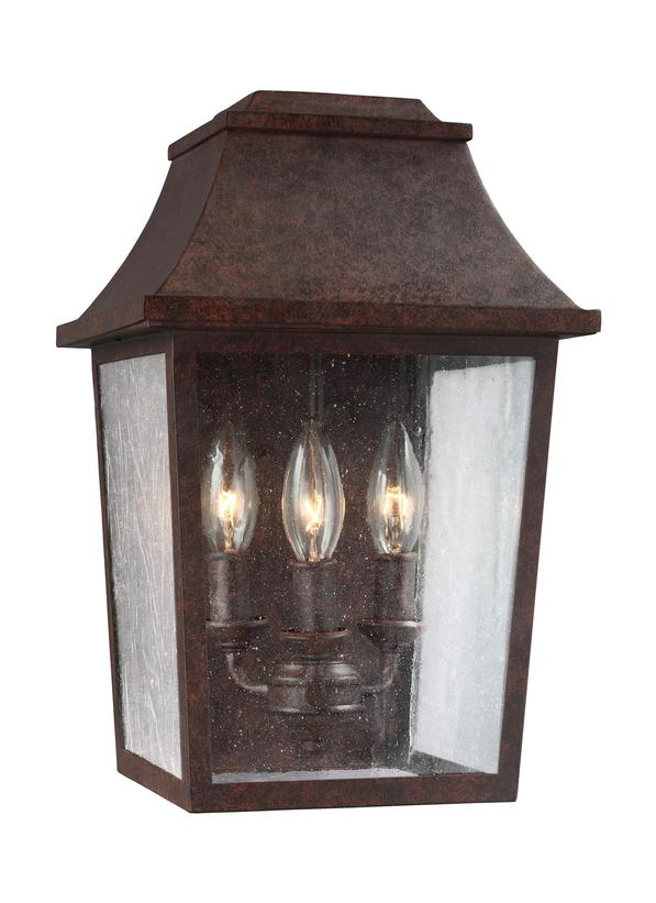 3 Light Outdoor Wall Lantern Discontinued