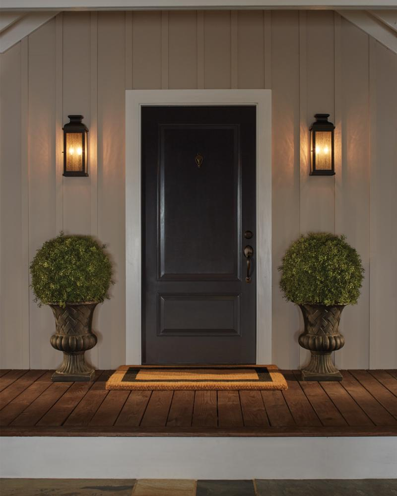 Ol11100dac 2 Light Outdoor Sconce Dark Aged Copper